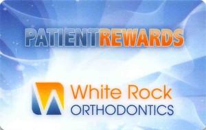 Patient Rewards Card